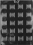 SQUARE PIECES CHOCOLATE MOLD