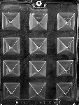 PYRAMID CHOCOLATE MOLD