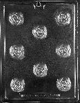 ROSE TRUFFLE CHOCOLATE MOLD