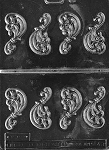 FILIGREE CHOCOLATE MOLD