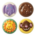 Animal Chocolate Cookie Mold