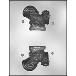 Rooster Chocolate Mold