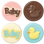 Baby Chocolate Cookie Mold
