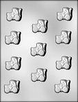 Mini Baby Buggy Chocolate Mold