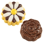 Flower Cookie Chocolate Mold