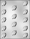 LEAF CHOCOLATE MOLD