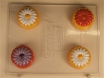Daisy Cookie Chocolate Mold
