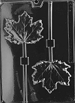 Maple Leaf Sucker Chocolate Mold