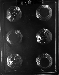 Medium Cupcake Chocolate Mold