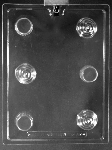Small Cupcake Chocolate Mold