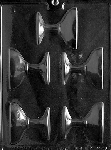 Margarita Glass Chocolate Mold