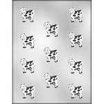 Mini Cow Chocolate Mold