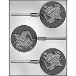 DRAGON SUCKER CHOCOLATE MOLD