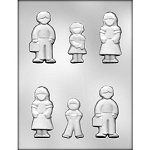 FAMILY CHOCOLATE MOLD