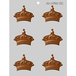 CROWN CHOCOLATE MOLD