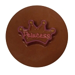 CROWN COOKIE CHOCOLATE MOLD