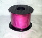 Fuschia Metallic Curling Ribbon 250 yds.