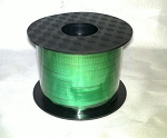 Green Metallic Curling Ribbon 250 yds.