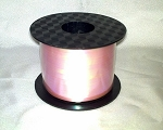 Pink Irridescent Curling Ribbon 250 yds.