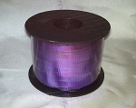 Purple Metallic Curling Ribbon 250 yds.