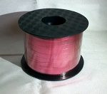 Red Metallic Curling Ribbon 250 yds.