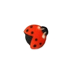 Lady Bugs Dec-Ons® (20 pieces)