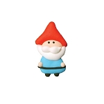 Garden Gnome Royal Icing Decorations (4 pieces)