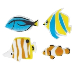 Reef Fish Assortment Dec-Ons® (12 piece)