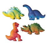 Dinosaur Assortment Dec-Ons® (8 pieces)