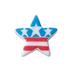 Star With Stars and Stripes Dec-Ons® (5 pieces)