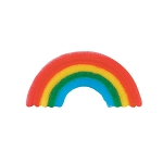 Primary Rainbow Dec-Ons® (12 pieces)