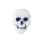 White Skull Dec-Ons® (12 pieces)