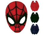 Spiderman- and Spiders Edible Decoset® (4 piece)