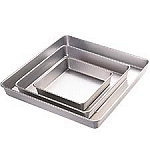 Wilton 3 Pc. Square Baking Pan Set