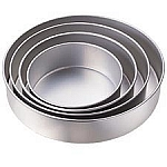 Wilton 4 Pc. Round Baking Pan Set