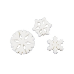 Snowflake Assortment Sugars 12 pieces