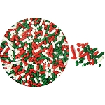 Jingle Mix Toppers 12oz.