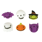 Frightful Charms Assortment Dec-Ons® (24 pieces)
