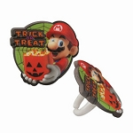 Super Mario Halloween Rings