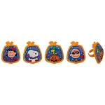 Peanuts® Trick or Treat Rings