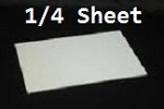 Quarter Sheet Double Corrungated Pad- 100