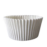 Standard White Baking Cups (500 cups)