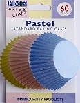 Pastel Standard Baking Cases (60 cups)