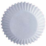 Standard White Baking Cups (75 cups)
