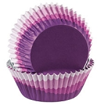 Wilton Purple Ombre ColorCup-36 Cups