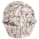 Wilton Baseball ColorCup-36 Cups