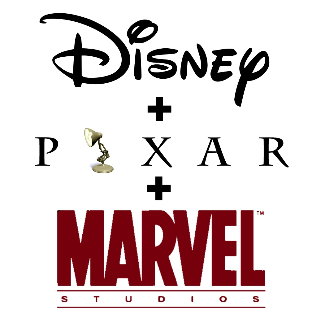 Disney/Pixar/Marvel/Star Wars Decorations