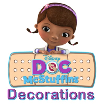 Doc McStuffins Decorations