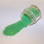 Green Rainbow Disco Dust