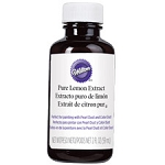 Wilton Pure Lemon Extract 2 oz.